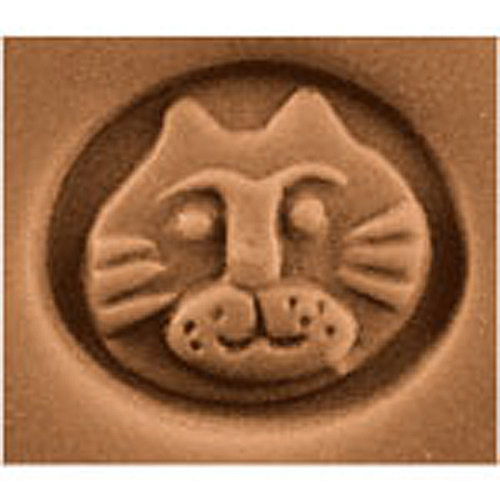 Cat Face Stamp