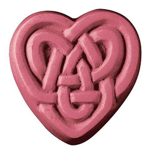 Celtic Heart Mold