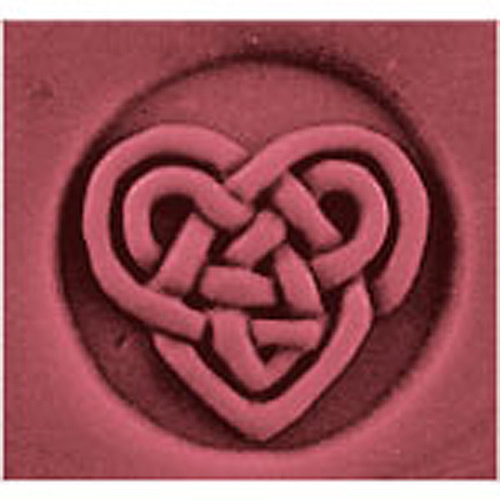 Celtic Heart Stamp