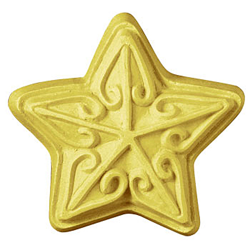 Christmas Star Mold