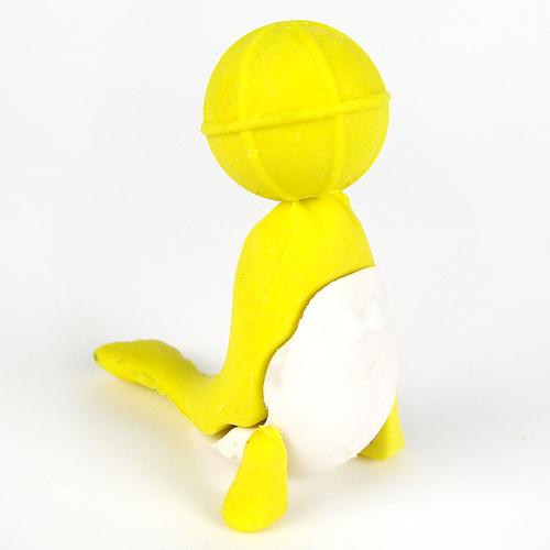 Circus Seal Eraser