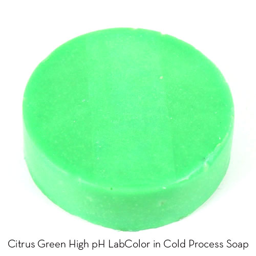 Citrus Green High pH LabColor
