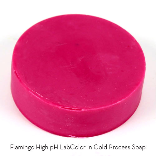 Flamingo Pink High pH LabColor