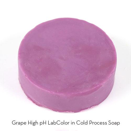 Grape High pH LabColor