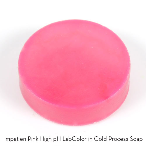 Impatien Pink High pH LabColor