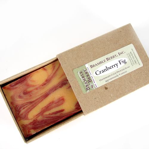 Cranberry Fig CP Single Bar