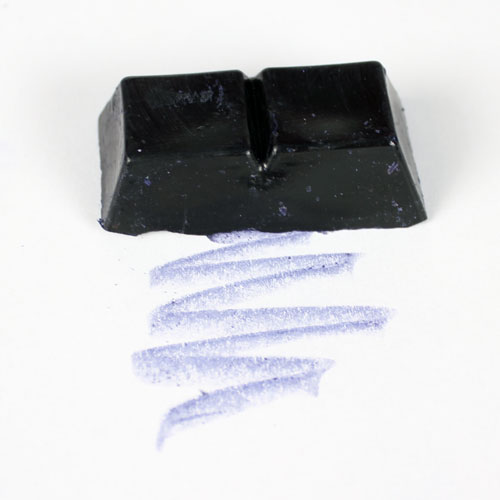 Purple (lavender) Wax Dye Block