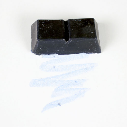 Cobalt Blue Wax Dye Block
