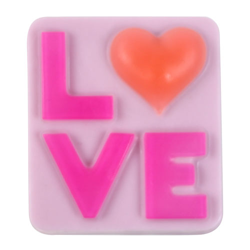 Love Soap Mold
