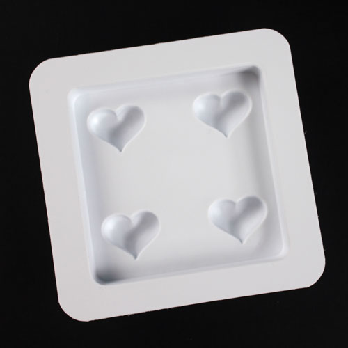 Actual Tiny Heart Mold