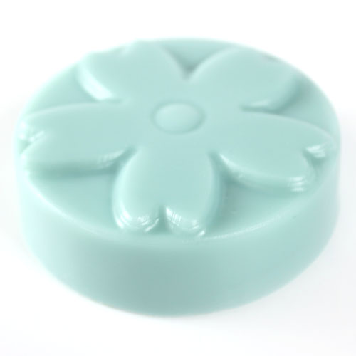 Side view if Mod Flower soap