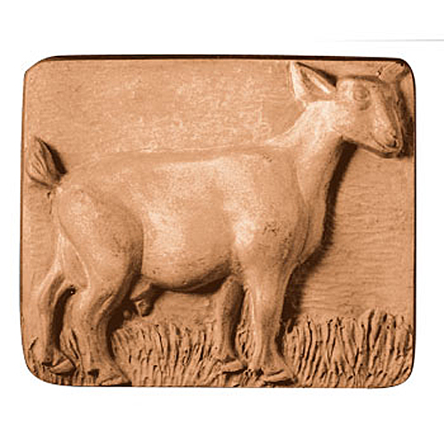Farm Goat Mold