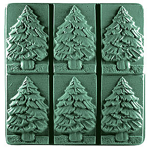 Fir Tree Tray Mold