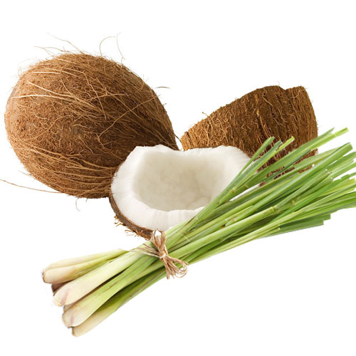 Coconut Lemongrass Fragrance Oil