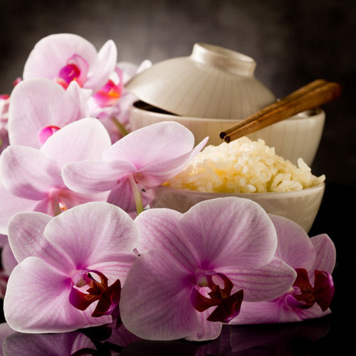Rice Flower & Shea Type Cybilla Fo