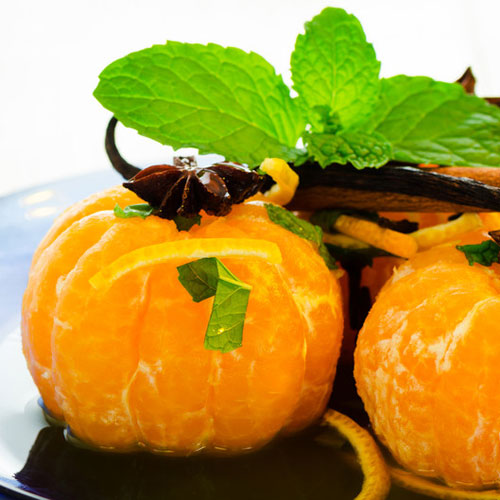 Mandarin Myrrh Fragrance Oil