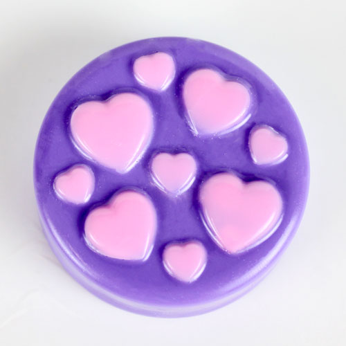 Guest Mini Lots Of Love Mold