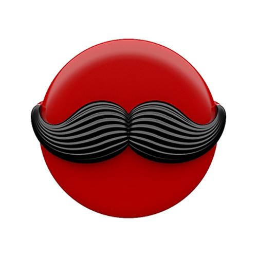Guest Mini Mustache Mold