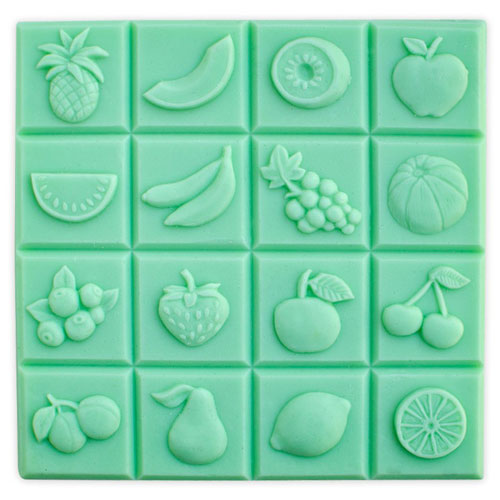 Guest Tray Fruit Mold