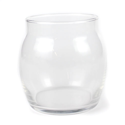 Tapered Neck Candle Jar, 10 oz 