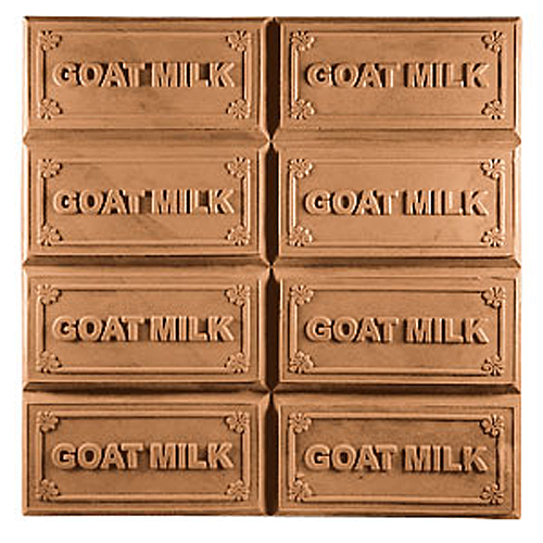 Goat Milk Tray Mold