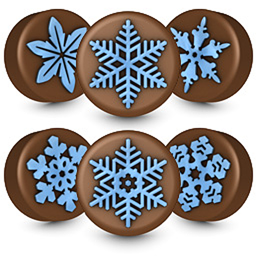Guest Mini Snowflakes Mold