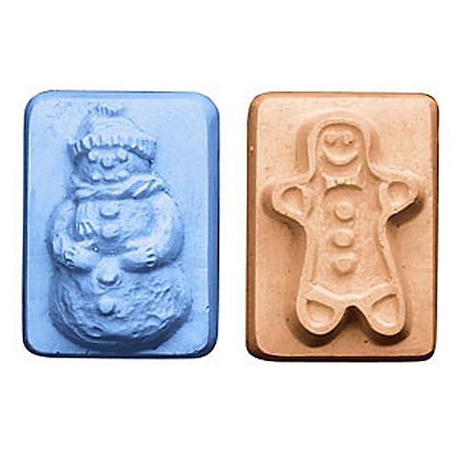 Guest Snowman & Gingerbread