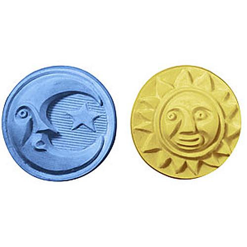 Guest Sun & Moon Mold
