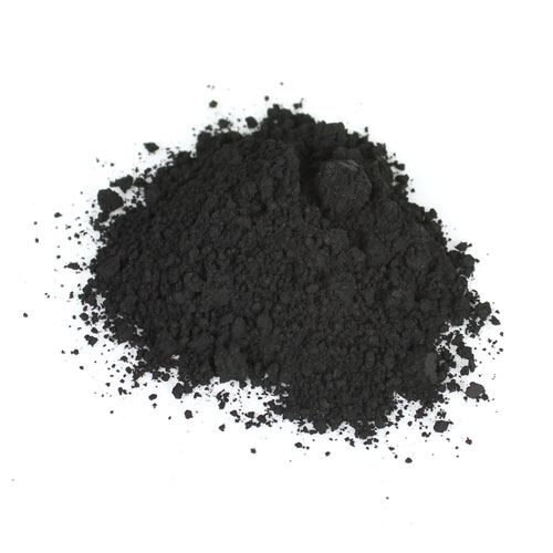 Charcoal in skin care products