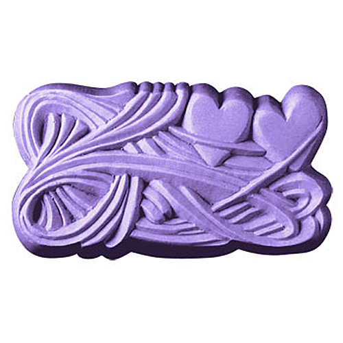 Heart & Vines Mold