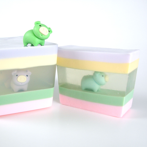 Embedded Toys Soap Kit