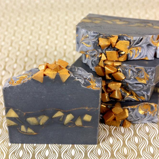 Gold Mine Cold Process Soap Kit