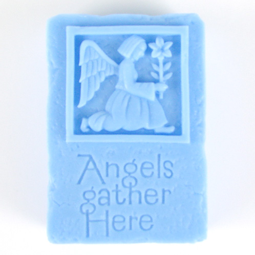 Kudos Angels Gather Silicone Mold