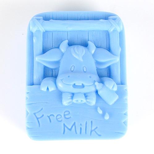 Kudos Baby Cow Silicone Mold