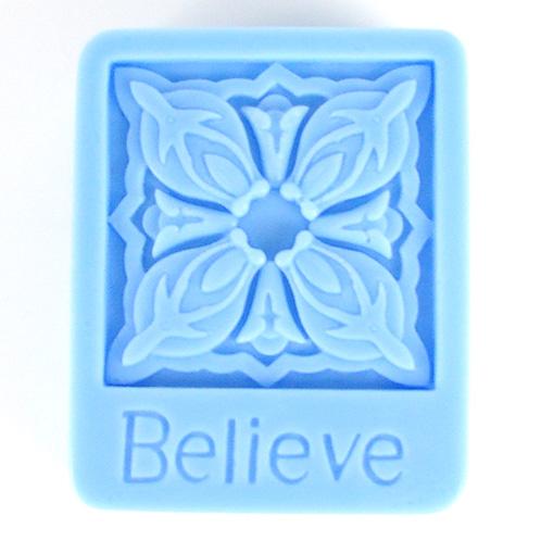 Kudos Believe Silicone Mold