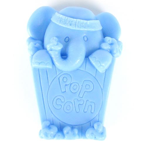 Kudos Popcorn Elephant Silicone Mold