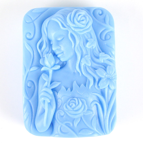 Kudos Rose Gardener Silicone Mold
