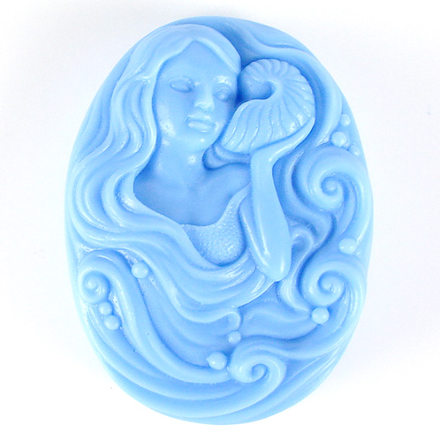 Kudos Sea Goddess Silicone Mold