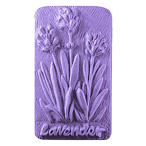 Lavender Bar Mold