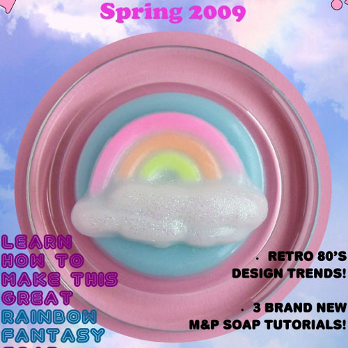 Let's Get Soapy E-Zine, 1st Edition