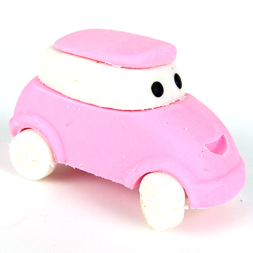 Little Car Eraser