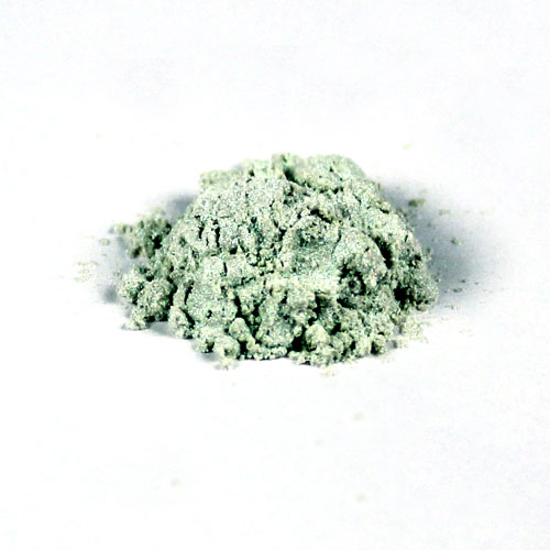 Opalescent Green Mica