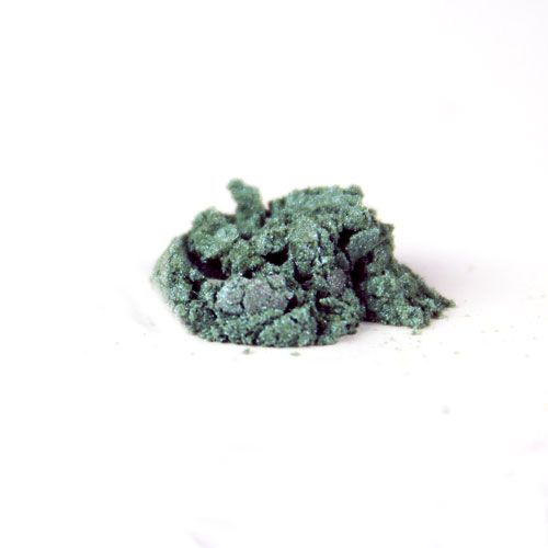 Blue Green Mica - Discontinued