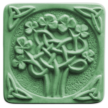 Celtic Clover Mold