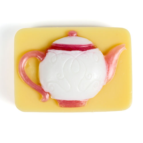 Tea Pot Flexible Mold