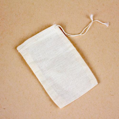Muslin Herb Bag 3x5