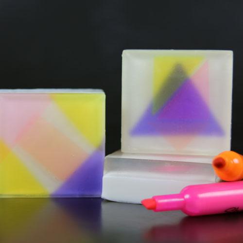 Soapylove E-Zine Neon Kit