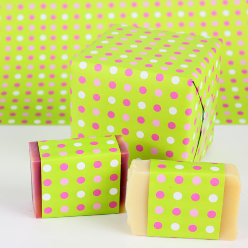 Wrapping Paper, Polka Dots