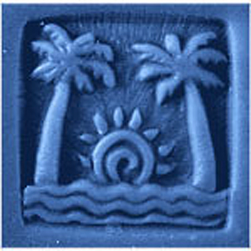 Palms Stamp