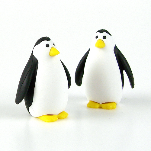 Black and White Penguin, 1 Penguin